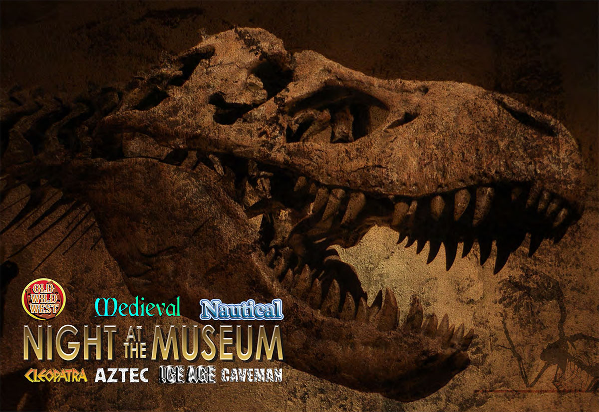 A Night at the Museum - Sydney Prop Specialists
