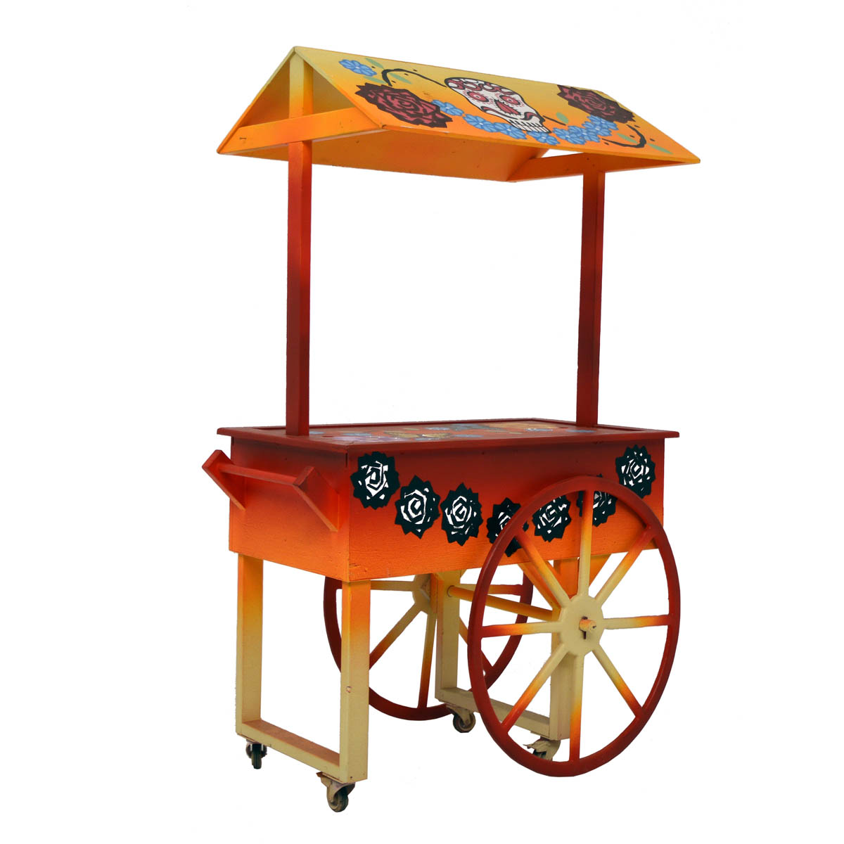 Cart 1 – Mexican Style Cart