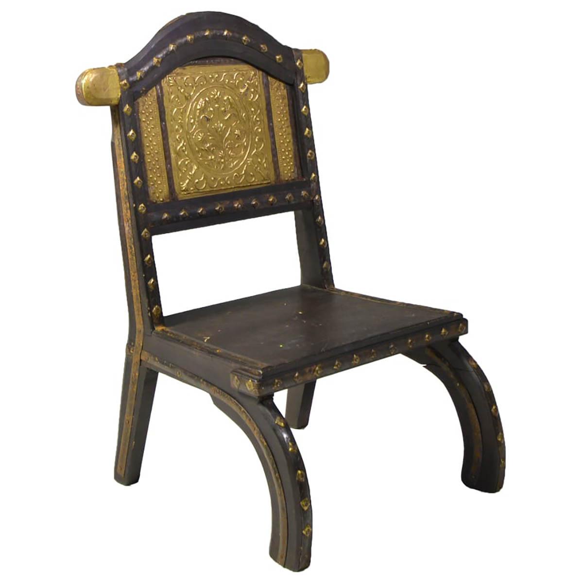 Arabian – Egyptian Low Chair