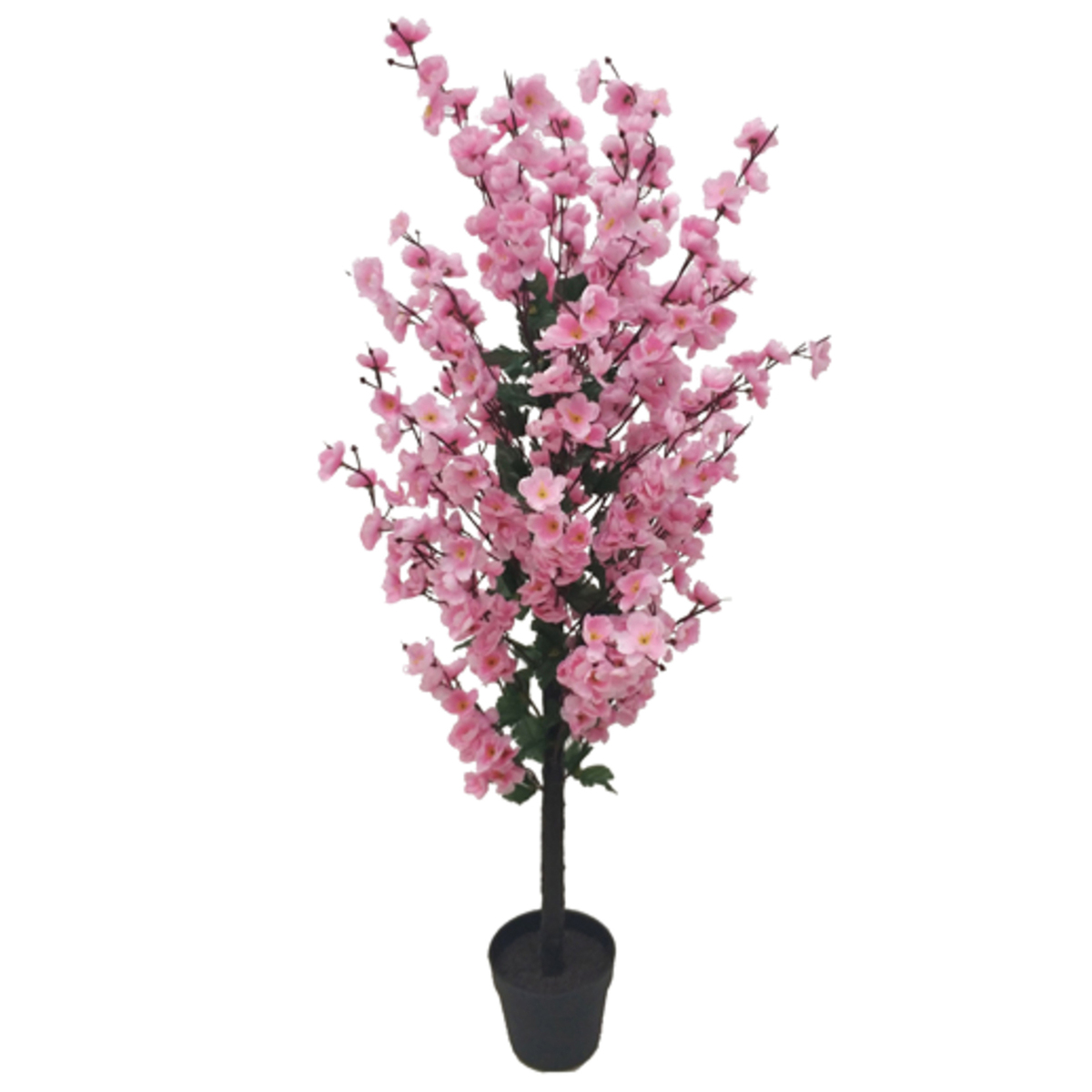 1.2m Blossom Tree Faux Pink
