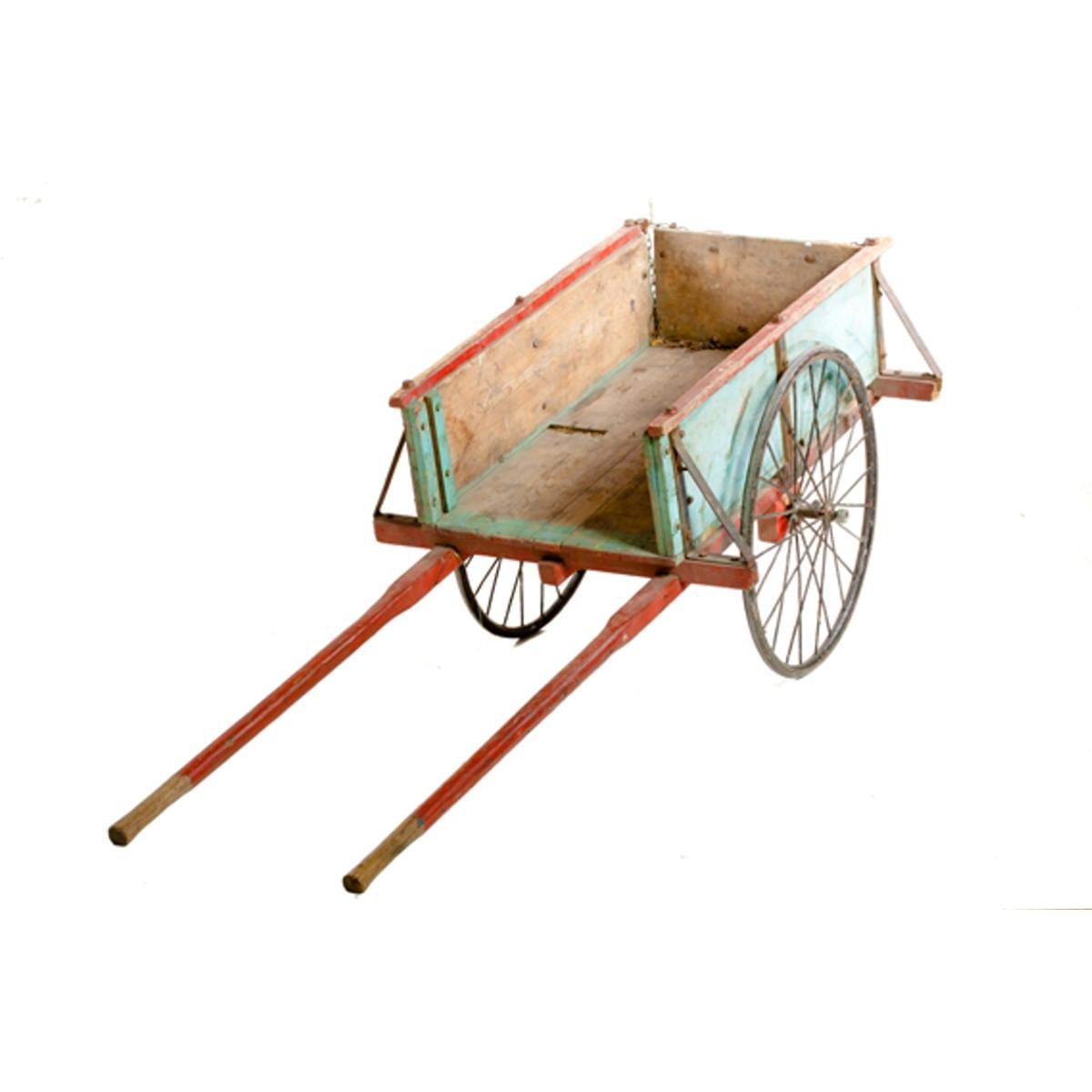 Cart 11 – Rustic Peasant Cart