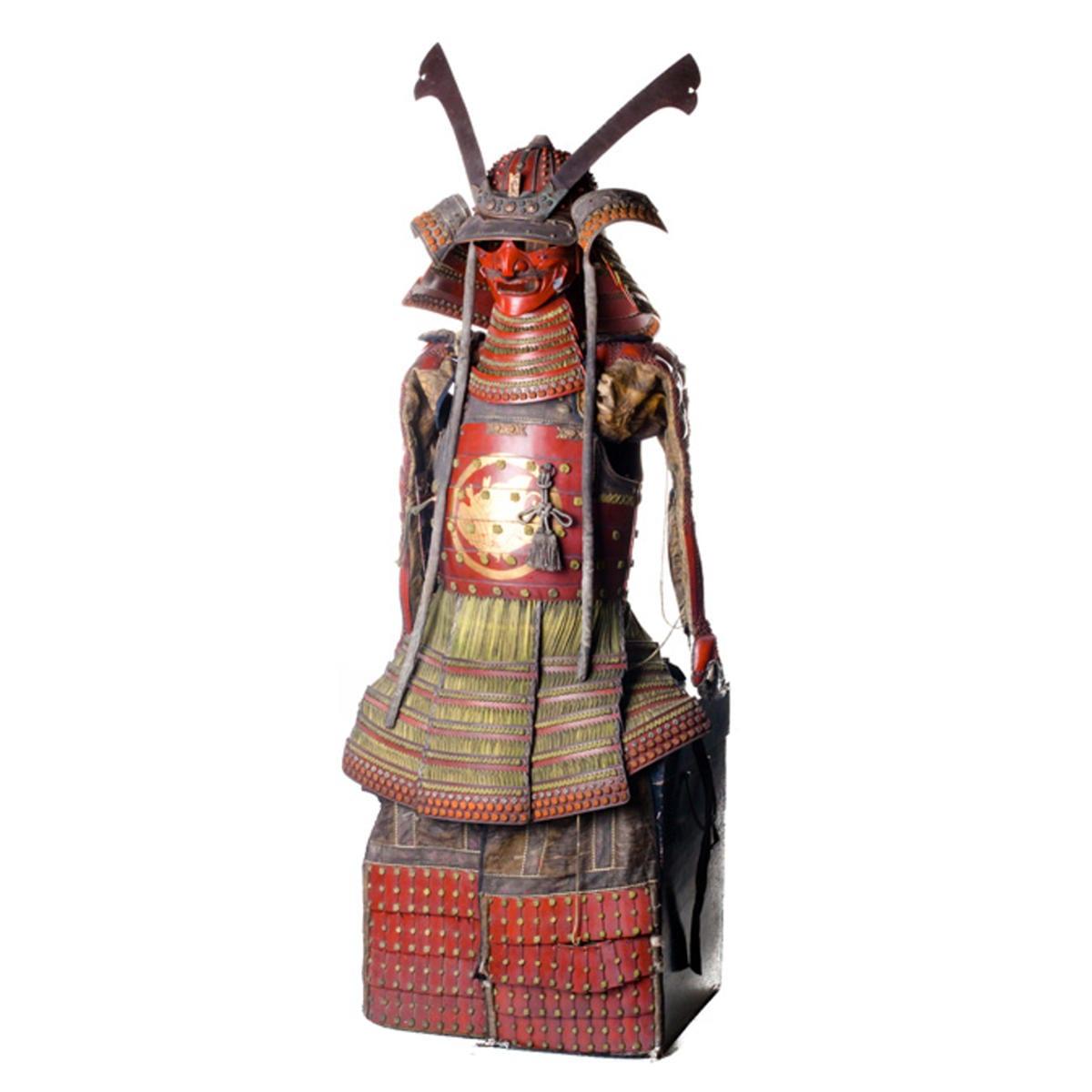 Japanese Samurai Armour